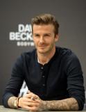 David Beckham in Berlin