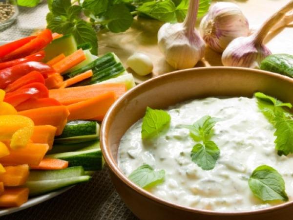 Carrot yogurt