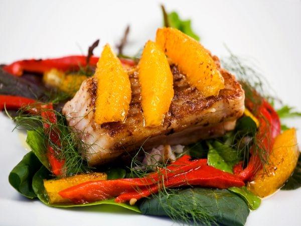 Best Muscle Building Foods : Wild Salmon