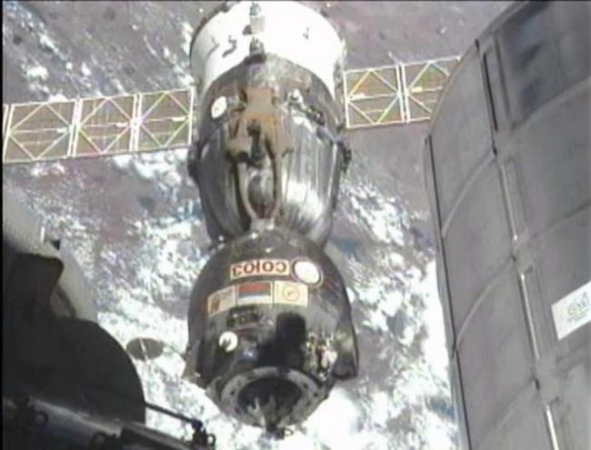 Soyuz Capsule