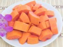 Papaya chutney