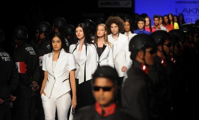 Lakme Fashion Week 2013: Day 1