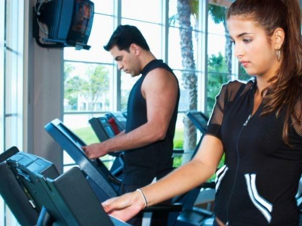 Ways to Burn 200 Calories: The Historic Treadmill