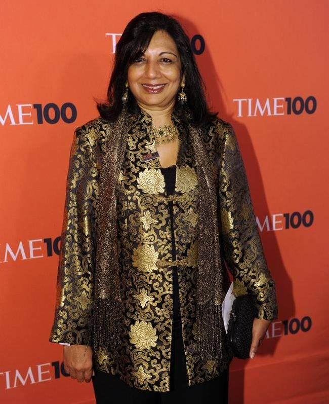 No. 4: Kiran Mazumdar-CMD of Biocon