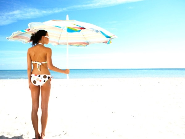 Healthy Weekend Idea # 7: Let the sun kiss you
