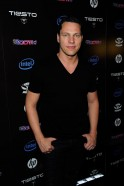"Tiesto, Believe Entertainment Group, Intel Corporation And Twitter Celebrate Launch Of ""In The Booth"""