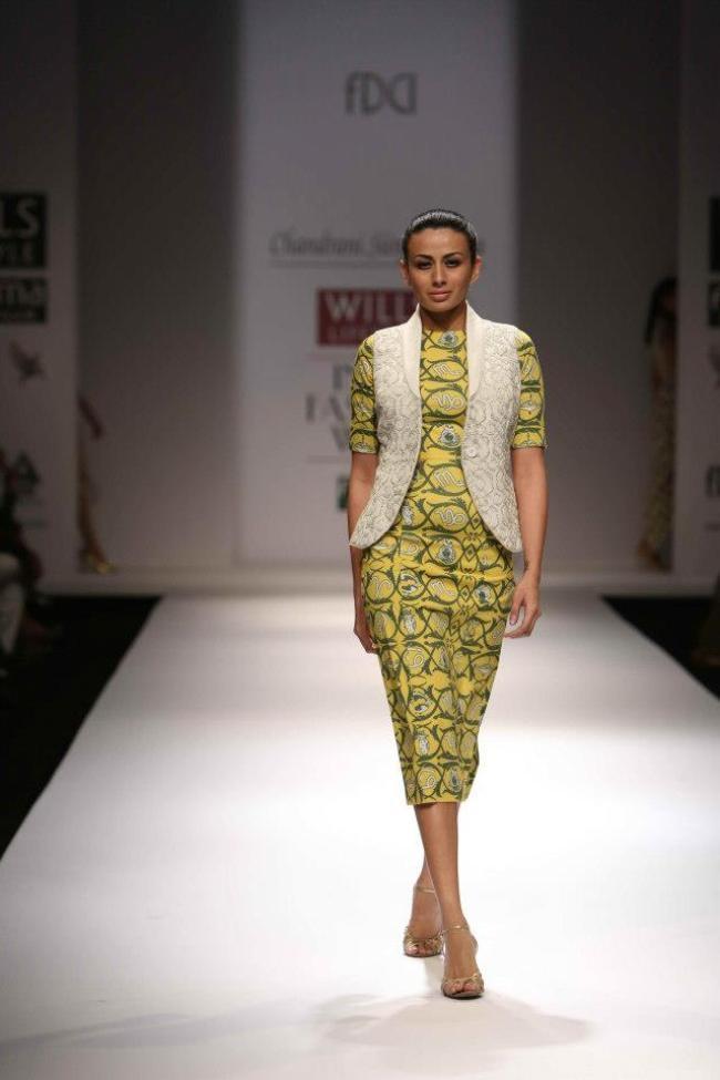 Wills Lifestyle Fashion Week 2013: Day 5