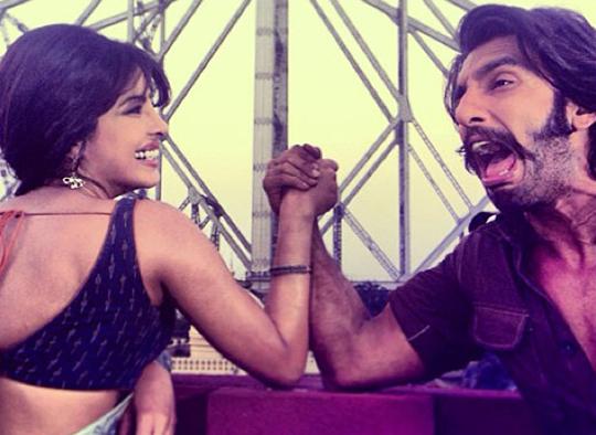 Priyanka Chopra, Ranveer Singh