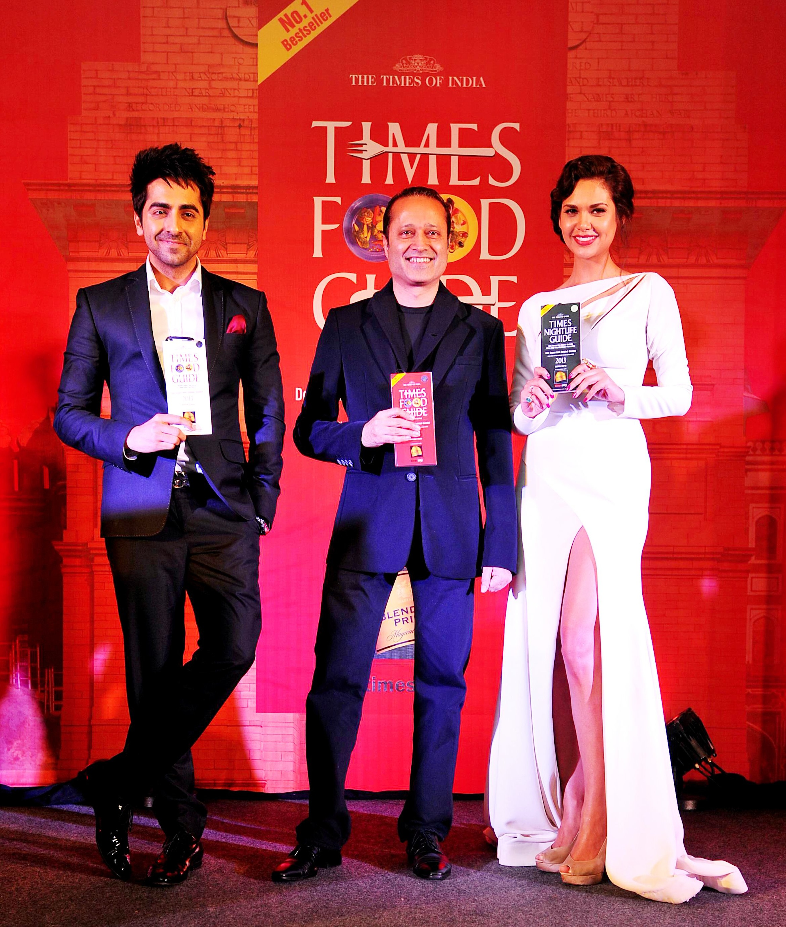 Times Food and Nightlife Awards 2013
