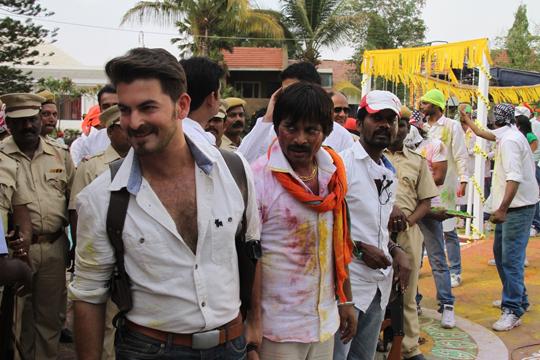 Neil Nitin Mukesh and Manish Vatsalya