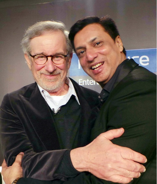 Steven Spielberg, Madhur Bhandarkar