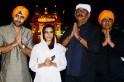 Jackky Bhagnani, Priya Anand, Priyadarshan and Vashu Bhagnani