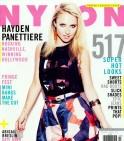 American singer and actress Hayden Panettiere