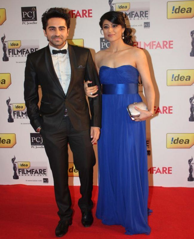 Ayushmann Khurana & Tahira