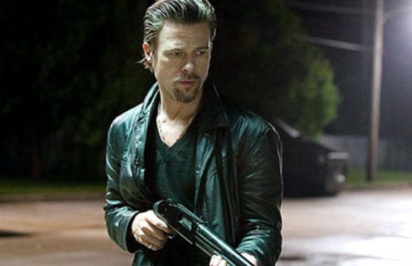 Brad Pitt as Jackie