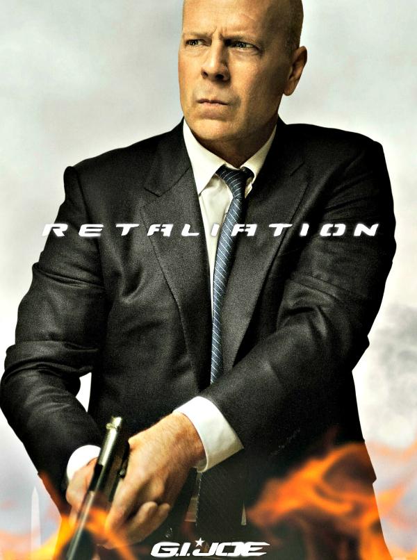 Bruce Willis as General Joseph Colton