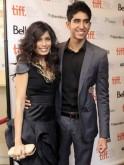 Freida Pinto & Dev Patel
