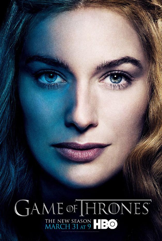 Lena Headey as Queen Cersei Lannister
