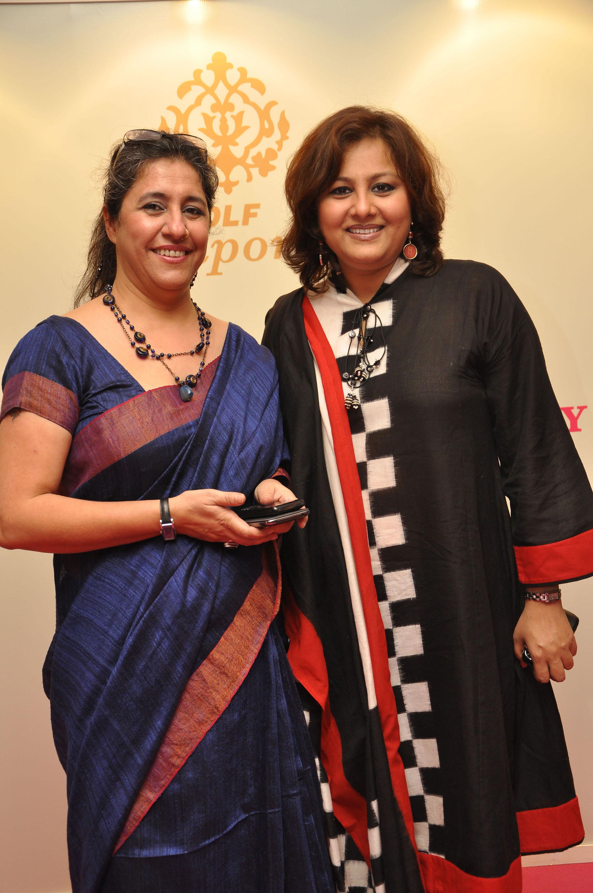 Dinaz Madhukar, Senior VP, DLF Emporio with Vani Tripathi