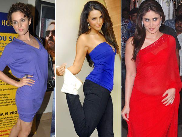 12 Fake Celebrity Poses