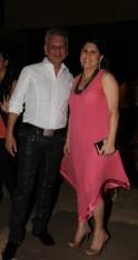 Hemant Sagar and Oona Dhabhar Marketing Director Conde Nast India