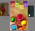 Nokia Holi App