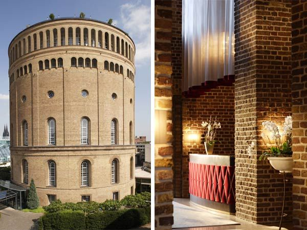 The Hotel IM Wasserturm, Germany