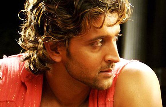 Hrithik Roshan as Mr. A