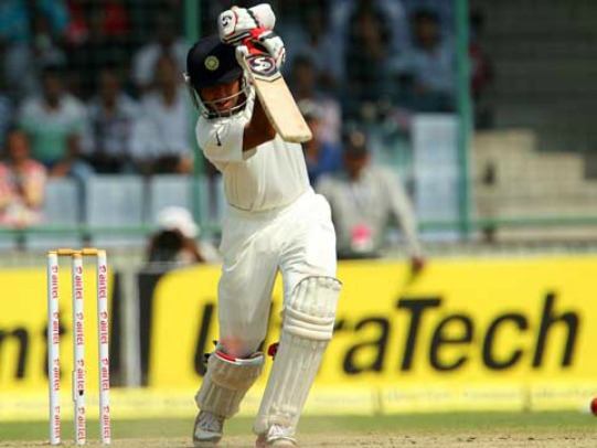 Cheteshwar Pujara in action