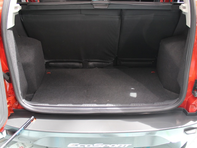 It has a boot space of 346 litres