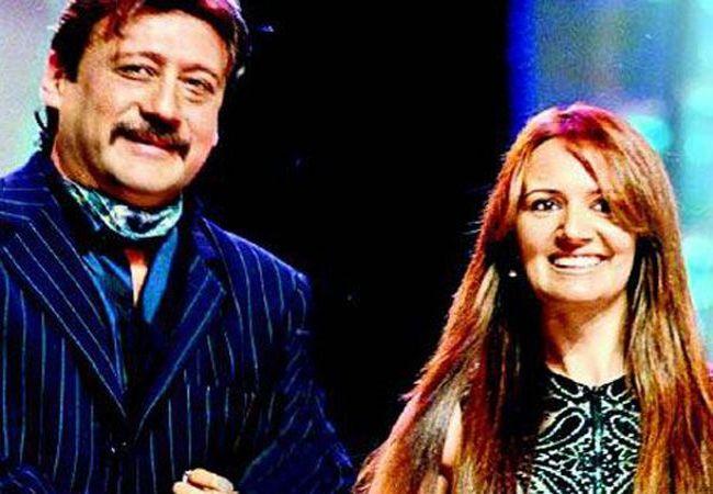 Jackie Shroff & Ayesha Dutt