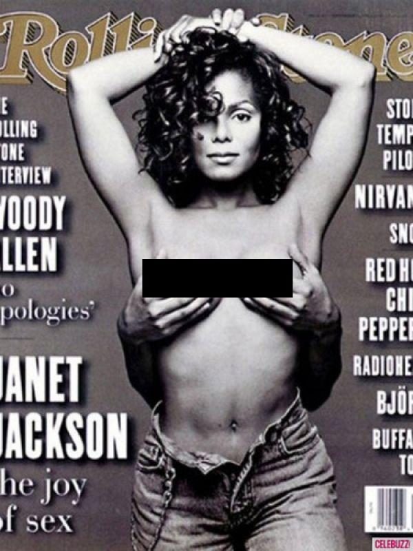 Janet Jackson & Rene Elizondo
