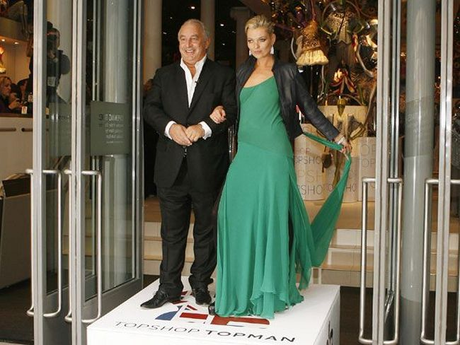 Sir Philip Green of Arcadia