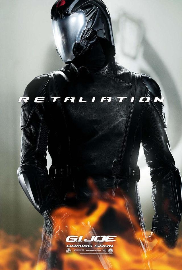 Luke Bracey as Cobra Commander