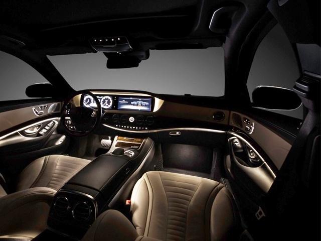 2014 Mercedes-Benz S-Class Interior