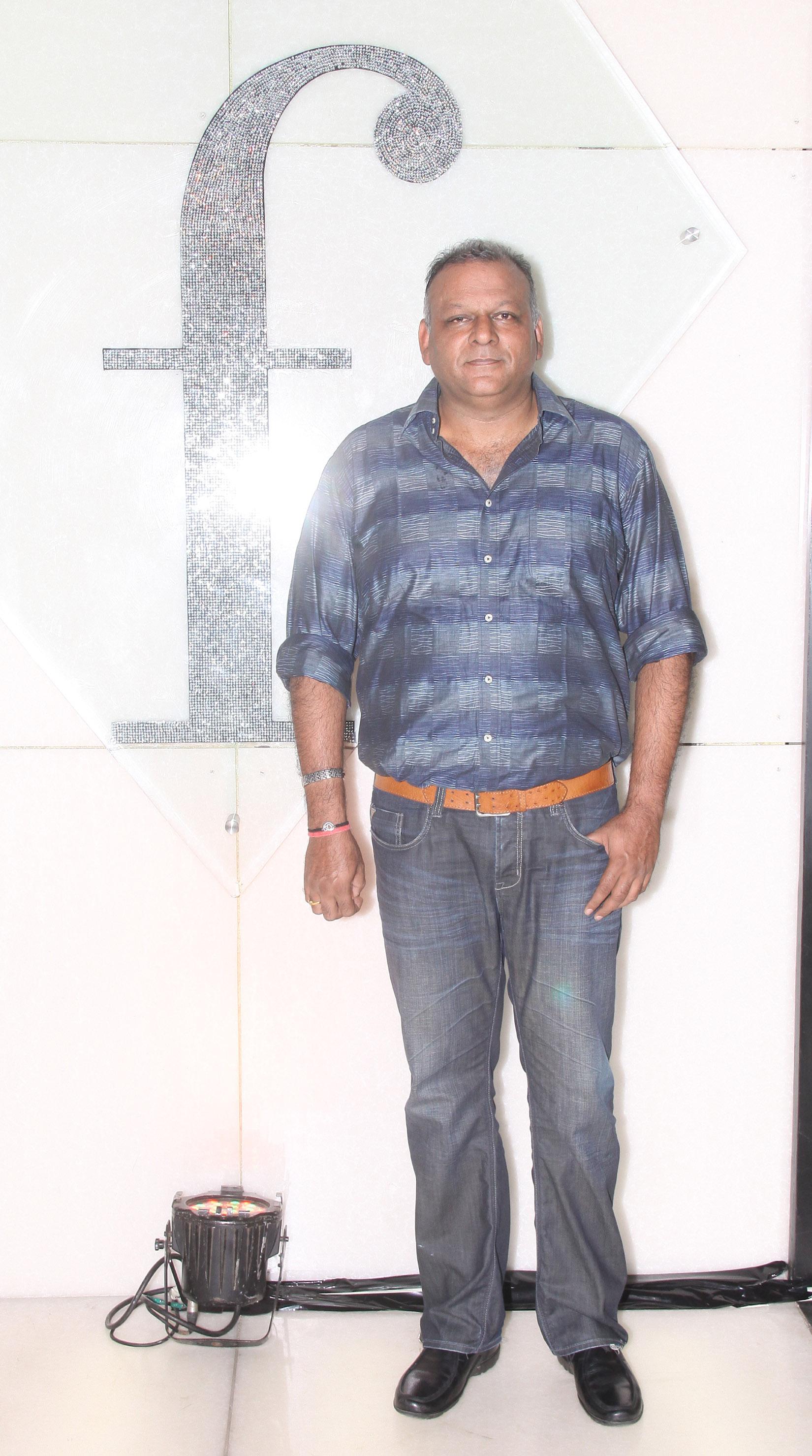 Mr Puneet Nath,Director F Lounge.Diner.Bar