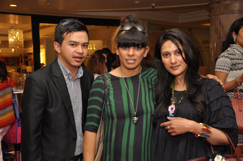 Nathaniel, Urvashi Kaur, Radhika Jha
