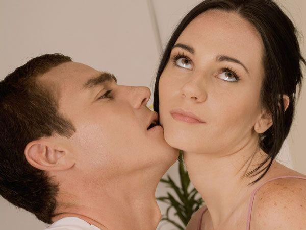 Platonic kiss