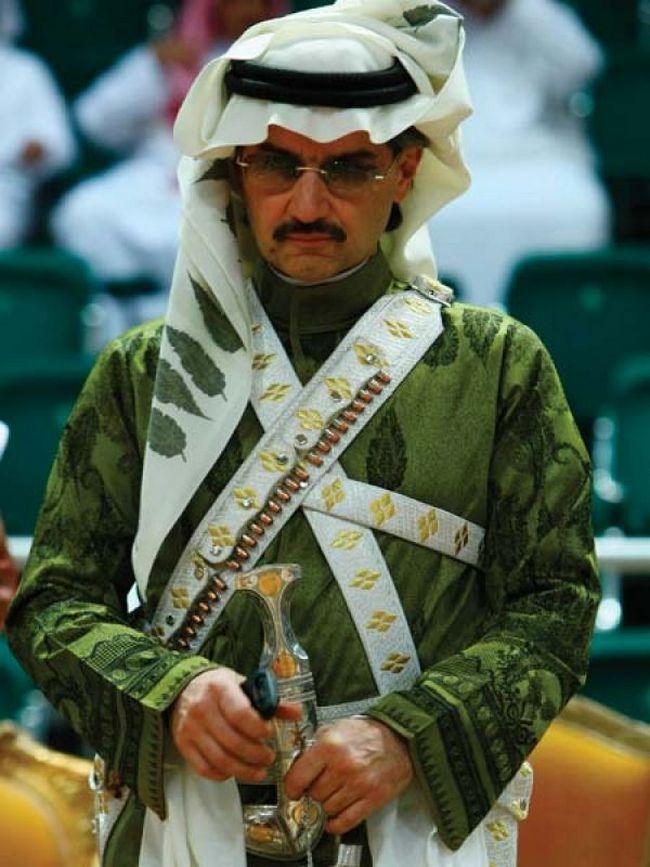 Prince Al-Walid bin Talal