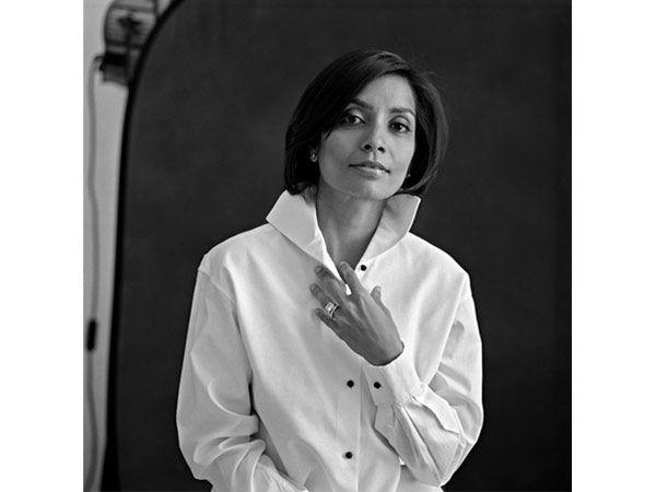 Gallery owner Amrita Jhaveri, 2008