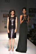 Designer Rana Gill and actress/model Lisa Haydon