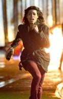 Rosario Dawson in Danny Boyle