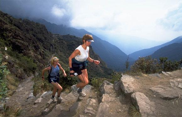 Inca Trail Marathon, Cusco, Peru