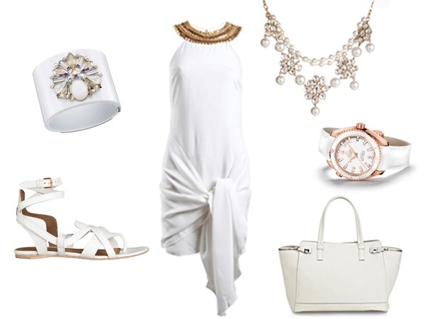 Whimsical Whites