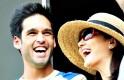 Preity Zinta and Siddharth Mallya