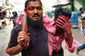 Bangladesh Islamists Clash with Police: PICS