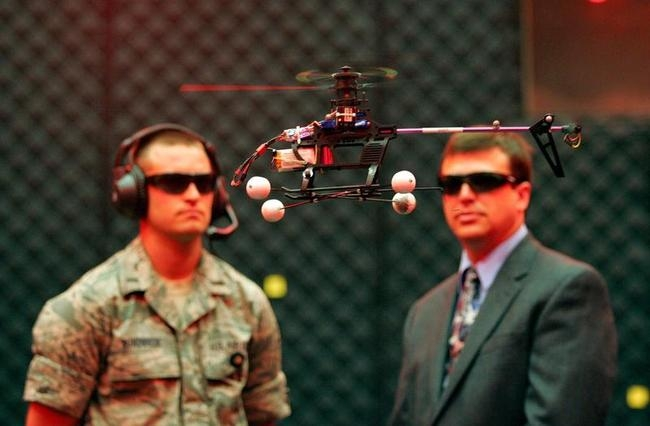 Military Micro Air Drones
