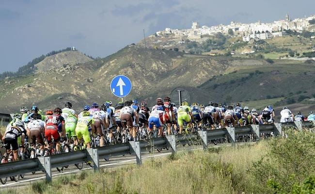 Tour of Italy Cycling