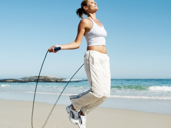 Cardio Exercises for Weight Loss: Jumping ropes or Skipping rope