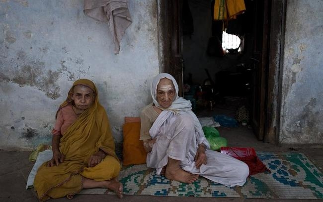 Widows of India: Starting a New Life